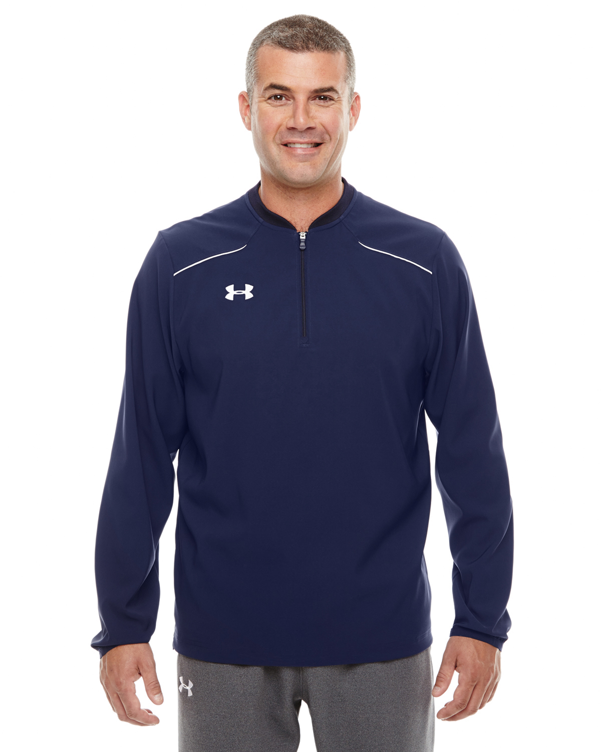 MENS UA ULTIMATE LONG-SLEEVE WINDSHIRT