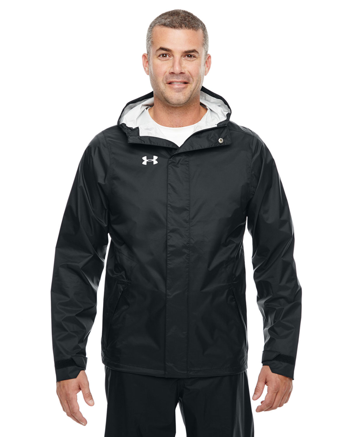 MENS UA ACE RAIN JACKET