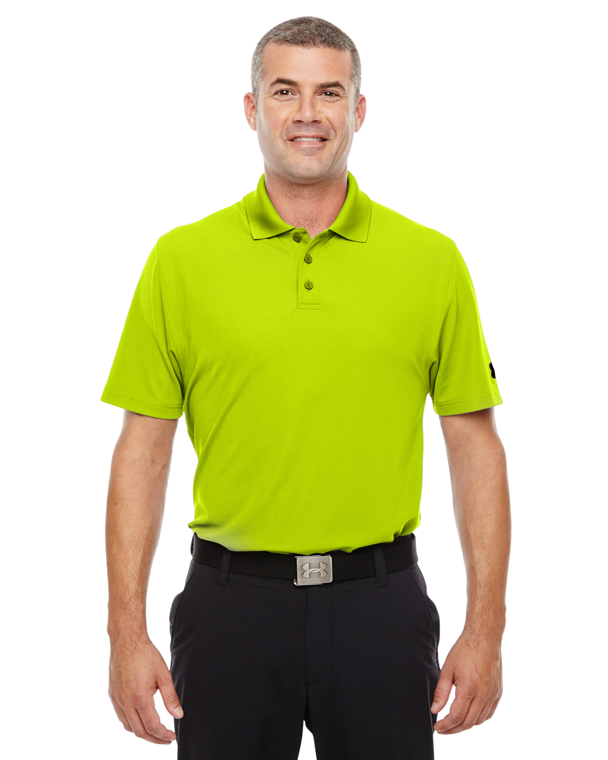 MENS UA CORP PERFORMANCE POLO