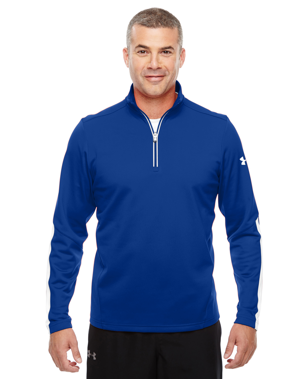 MENS UA QUALIFIER QUARTER-ZIP