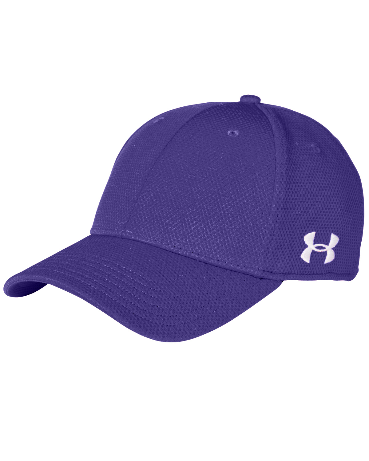 UNISEX UA CURVED BILL CAP – SOLID