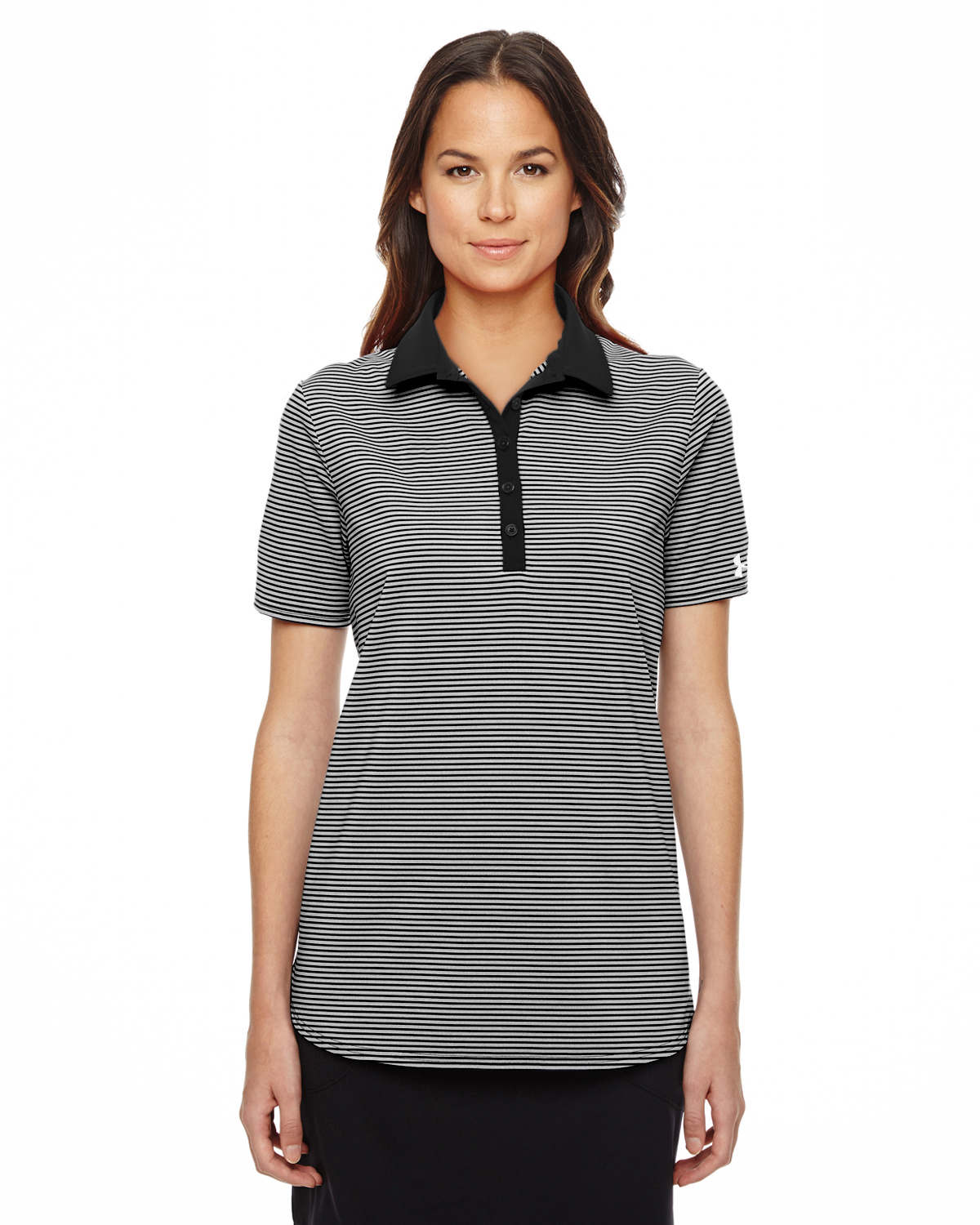 LADIES UA CLUBHOUSE POLO