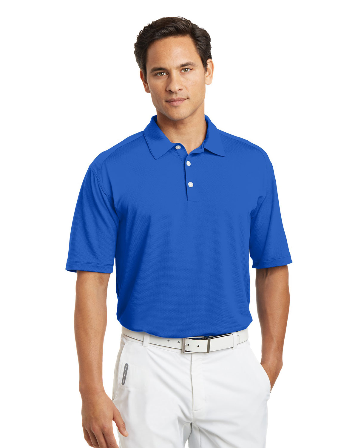 DRI-FIT MINI TEXTURE POLO
