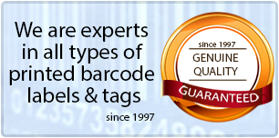 QVC Barcode Labels