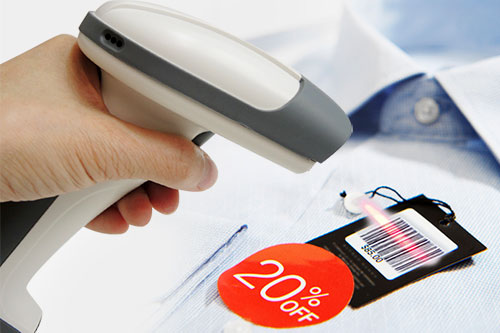 Retail Barcode Labels