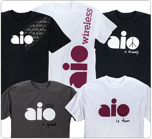 Custom Printed T Shirts Full Color Screen Printing