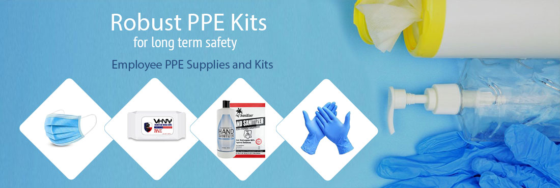 Robust PPE Kits